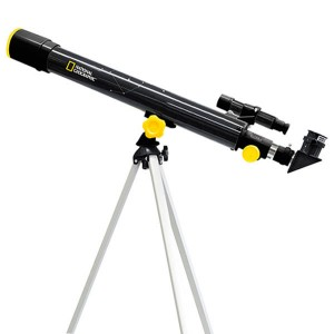 National Geographic 50/600 AZ Refractor (Mercekli) Teleskop