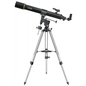 National Geographic 90/900 EQ3 Refractor (Mercekli) Teleskop